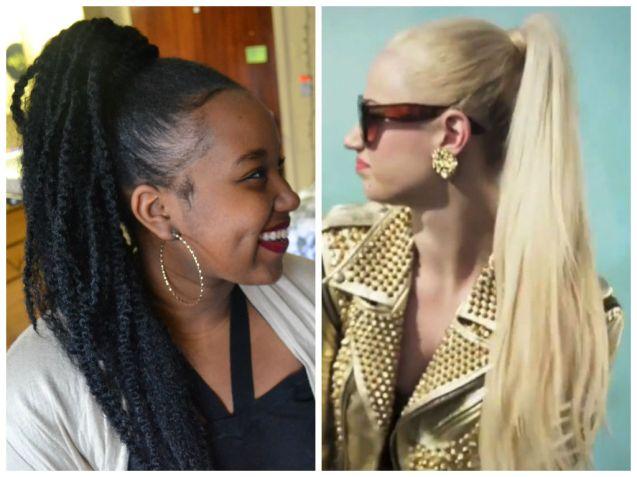 iggy ponytail thumb