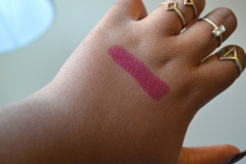 lipstick 905 swatch