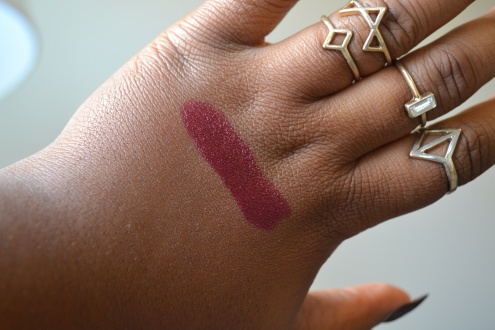 lipstick 931 swatch
