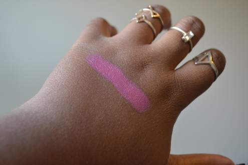 lipstick sassy mauve swatch