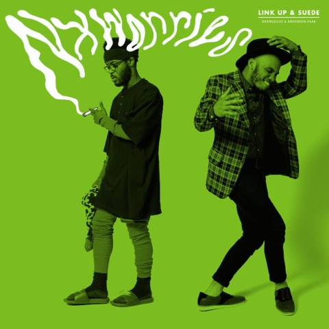 Link Up & Suede by NxWorries