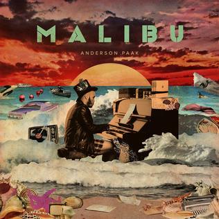8. Malibu by Anderson .Paak